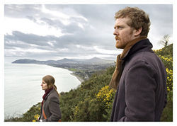 Glen Hansard and Marketa Irglova in Once, directed by John Carney.