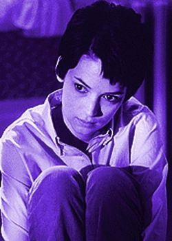 One step beyond: Winona Ryder as Girl, Interrupted.