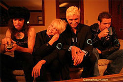 The Germs circa 2009 with Shane West. Say it ain't so!