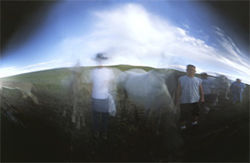 """Eastern Phenomena 10,"" by David Sharpe, pinhole pigment print."