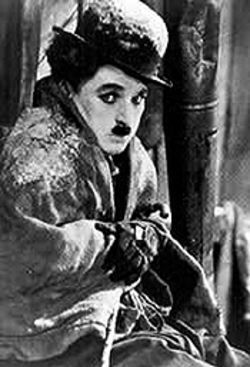 Charlie Chaplin&#039;s Gold Rush is among the 