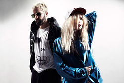 That Ting you do: Katie White and Jules De Martino are the Ting Tings.