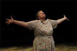 Kathleen M. Brady fills Carrie with emotion in The Trip to Bountiful.
