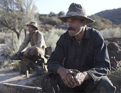 Daniel Day-Lewis does it again with There Will Be Blood.