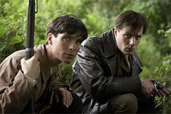 Cillian Murphy and Padraic Delaney shake up more than just barley.