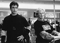 No Safeway: Dermot Mulroney and Glenn Close are  lined up in The Safety of Objects.