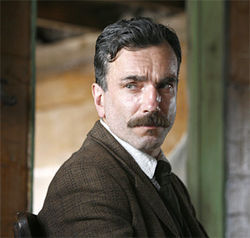 Daniel Day-Lewis strikes black gold in There Will Be Blood.