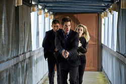 Tom Hardy, Chris Pine and Reese Witherspoon star in This Means War.