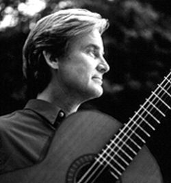 Classical guitarist Christopher Parkening appears with 