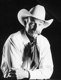 Black in the saddle: Cowboy poet Baxter Black  entertains Saturday at Teikyo Loretto Heights.