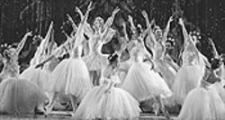 Waltz into 2004 with the final performances of The  Nutcracker.