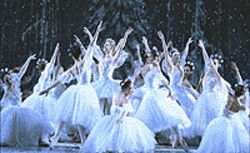 Ta-ta, tutus: This year's performances of The  Nutcracker by the Colorado Ballet end  Wednesday at the  Paramount Theatre.