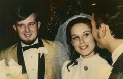 Ken Gorman and Jan Kennedy were married in 1969.