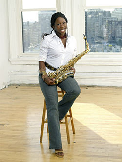 Tia Fuller's sax appeal has taken her from Aurora to NYC — and Beyoncé.