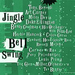 Various Artists Jingle Bell Swing