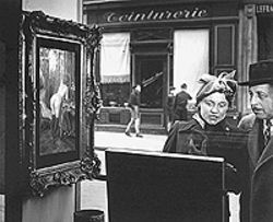 Doisneau&#039;s Paris runs through January 2 at the 