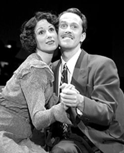 Stephanie J. Block and Jeffry Denman are in tune for I Love a Piano.
