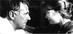 Vengeance: Tom Wilkinson and Sissy Spacek chill In the Bedroom.