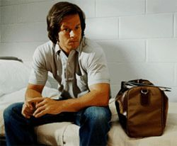 No, Mark Wahlberg, this isn't Boogie Nights.  This time, you're Invincible.
