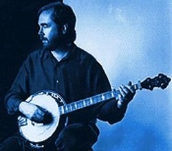 A string thing: Banjoist Tony Trischka.