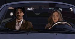 A Scanner Darkly is a hit for Keanu Reeves  and Winona Ryder.