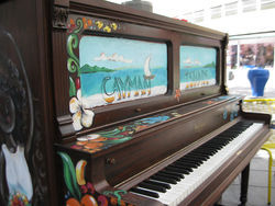 The 16th Street Mall artist-outfitted pianos have enjoyed several encores.
