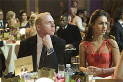 Simon Pegg and Megan Fox fail to shine in How to Lose Friends and Alienate People.
