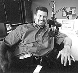 Mark Schlereth talks the walk on KTLK and ESPN.