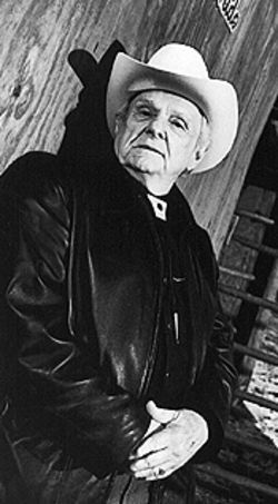 Ralph Stanley looks forward to another year -- and a six-album deal with T-Bone Burnett.
