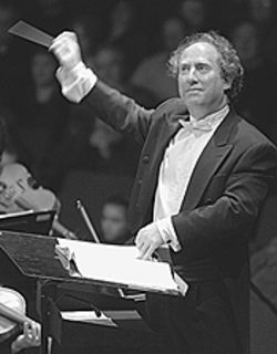 Good conduct: Jeffrey Kahane will take over the CSO.