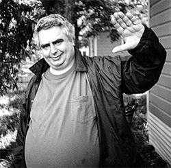 Daniel Johnston knows the devil inside.