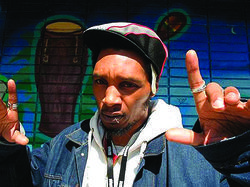 Del the Funky Homosapien with Bukue One