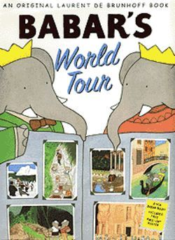 Babar packs his trunk and comes to Denver.