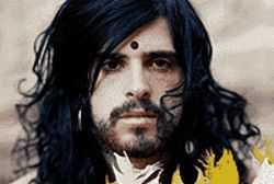 I got your freak folk right here, pal: Devendra Banhart.