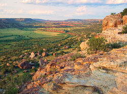 The Piñon Canyon region contains one of the richest deposits of prehistoric and historic sites in the West.