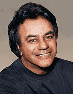 Johnny Mathis is no joke.