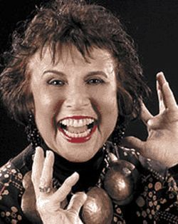 Golda Solomon brings her improv poetry back to  Denver.