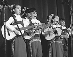 The Mariachi Spectacular is a benefit for Bryant  Webster Elementary's musical group.