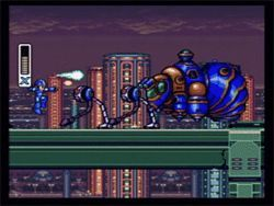 If Mega Man had beaten Pesticide Man and gotten the 
