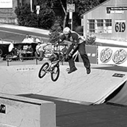 Bikes will soar at the Vans Triple Crown of BMX.