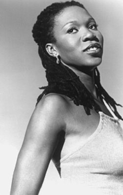 R&B singer/vocalist/songwriter India.Arie's got soul, and she's super bad.