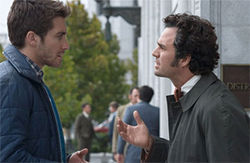 What's your sign? Jake Gyllenhaal and Mark Ruffalo in Zodiac.